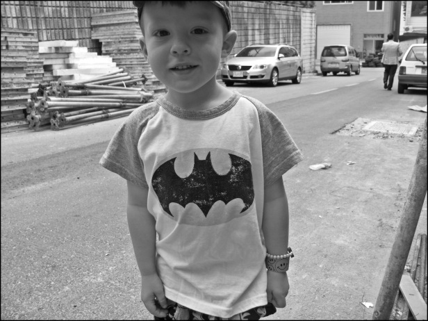 New Batman Shirt 025