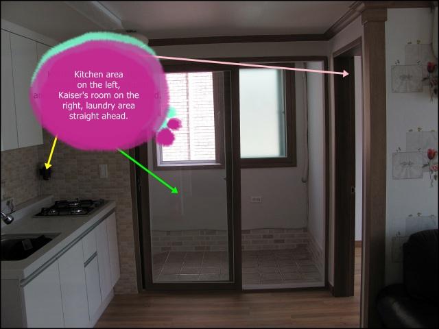 Empty Apartment 007